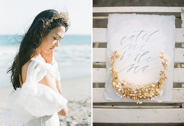 watercolorinspired, weddingshoot, Malibu, Fuji400h,editorial