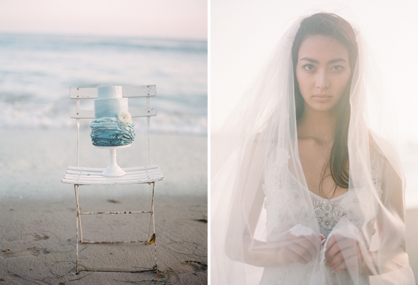 watercolorinspired, weddingshoot, Malibu, Fuji400h, mackesweets,editorial