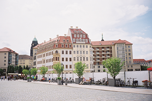 germany, wittenberg, dresden, travelphotography,contax645,filmphotography