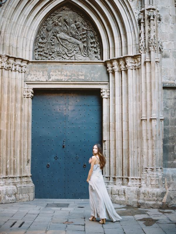 Barcelona, Spain, Contax645, Portra400